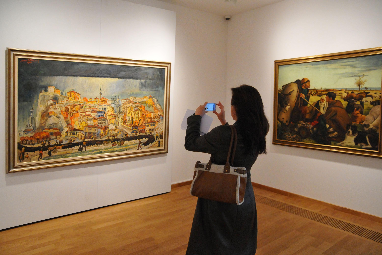 """""""Първият посетител на българския Лувър с платен билет"""""""